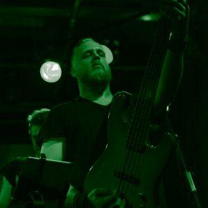 Profielfoto van Barry, bassist van Ten:15