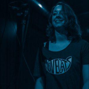 Profielfoto van Judith, toetsenist van Ten:15