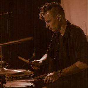 Profielfoto van Sebas, drummer van Ten:15